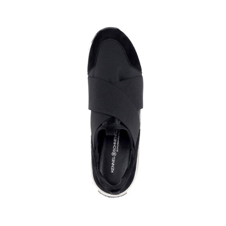 Kennel & schmenger damesschoenen veterschoen zwart 195349