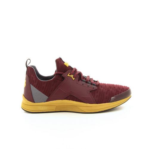 Kenzo herenschoenen sneaker bordo 17296