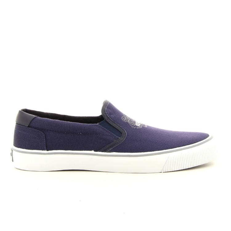 Kenzo herenschoenen sneaker blauw 12167