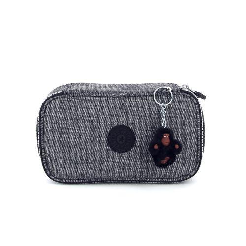 Kipling accessoires pennenzak grijs 176878