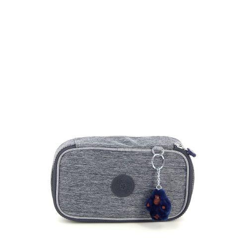 Kipling accessoires pennenzak grijs 197850