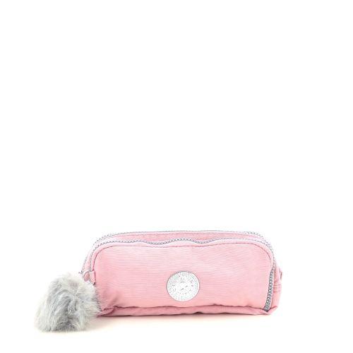 Kipling accessoires pennenzak poederrose 207722