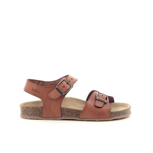 Kipling  sandaal cognac 205039