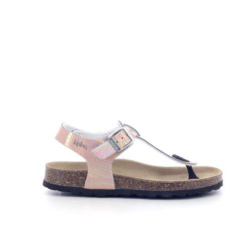 Kipling kinderschoenen sandaal poederrose 205036