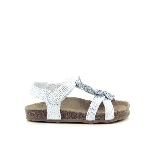 Kipling kinderschoenen sandaal zilver 170542