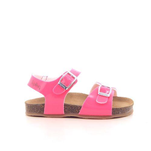 Kipling solden sandaal fluoroos 194630