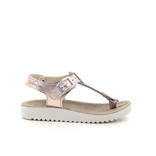 Kipling solden sandaal poederrose 183853