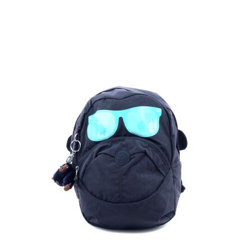 Kipling tassen rugzak donkerblauw 216063