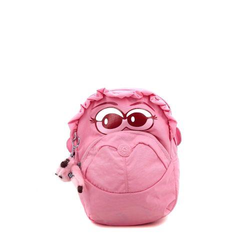 Kipling tassen rugzak rose 216064