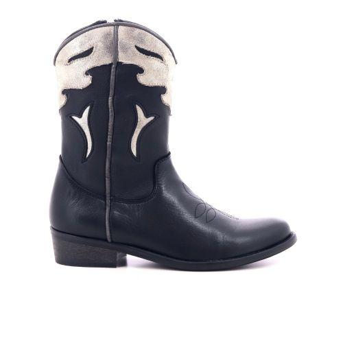Kipling  boots zwart 210536