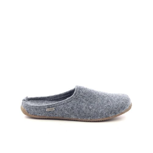 Kitzbuhel damesschoenen pantoffel grijs 201742