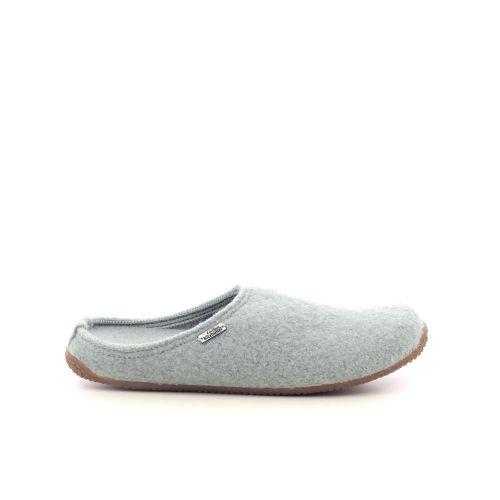 Kitzbuhel damesschoenen pantoffel lichtblauw 218889