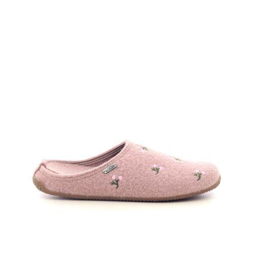 Kitzbuhel damesschoenen pantoffel rose 218887