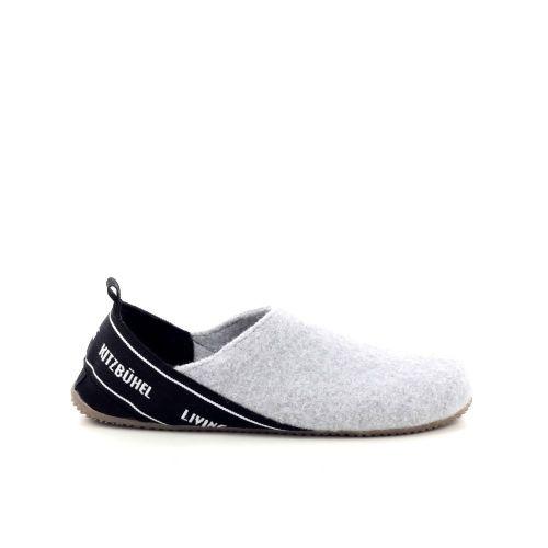 Kitzbuhel  pantoffel grijs 199824