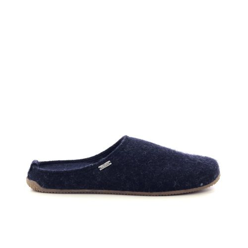 Kitzbuhel herenschoenen pantoffel donkerblauw 218893