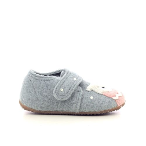 Kitzbuhel kinderschoenen pantoffel muntgroen 218718