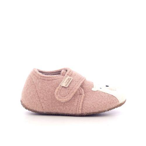 Kitzbuhel kinderschoenen pantoffel oudroos 210888