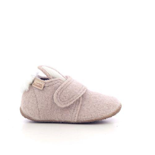 Kitzbuhel kinderschoenen pantoffel poederrose 218719