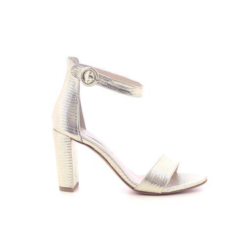 L'amour damesschoenen sandaal zilver 214428