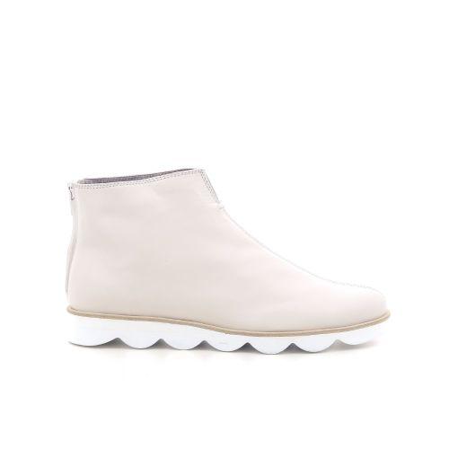 La cabala damesschoenen boots ecru 214955