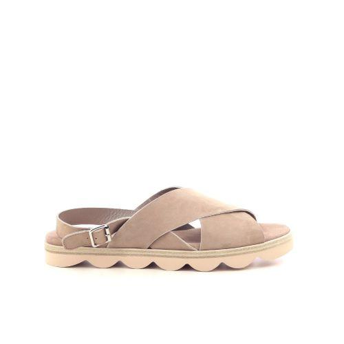 La cabala damesschoenen sandaal zandbeige 214950