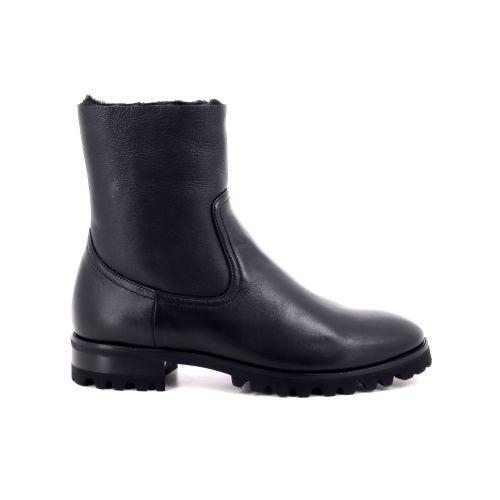 La cabala damesschoenen boots zwart 199224