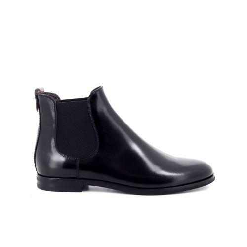 La cabala damesschoenen boots zwart 199228
