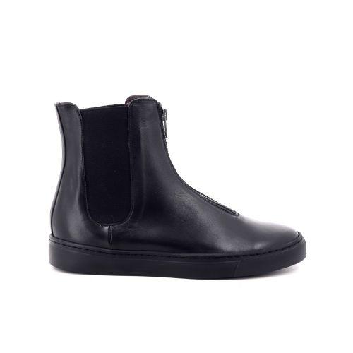 La cabala damesschoenen boots zwart 199229