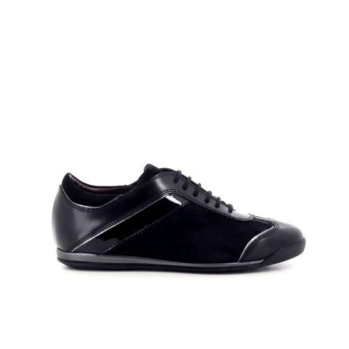 La cabala damesschoenen sneaker zwart 209833