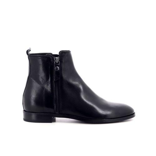 La cabala damesschoenen boots zwart 209845