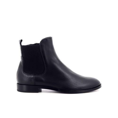 La cabala damesschoenen boots zwart 209848