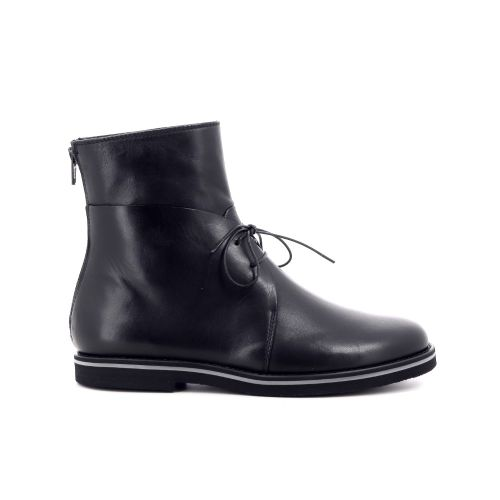 La cabala damesschoenen boots zwart 209859