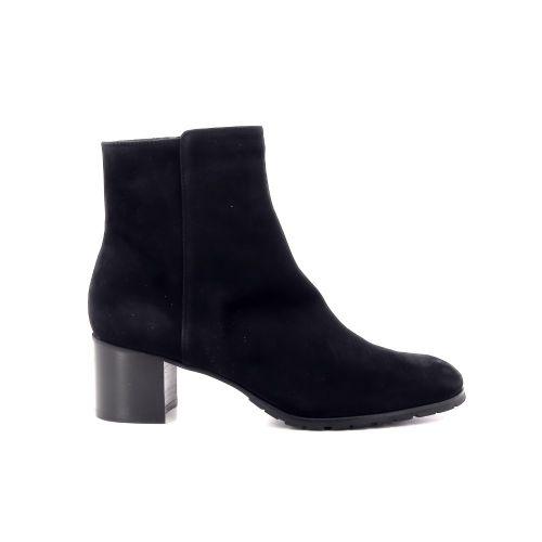 La cabala damesschoenen boots zwart 209860