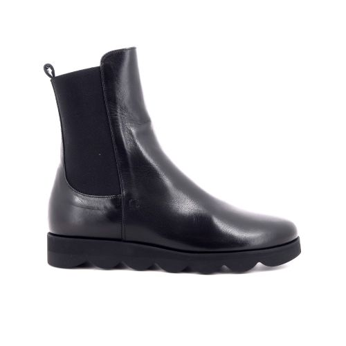 La cabala damesschoenen boots zwart 216668