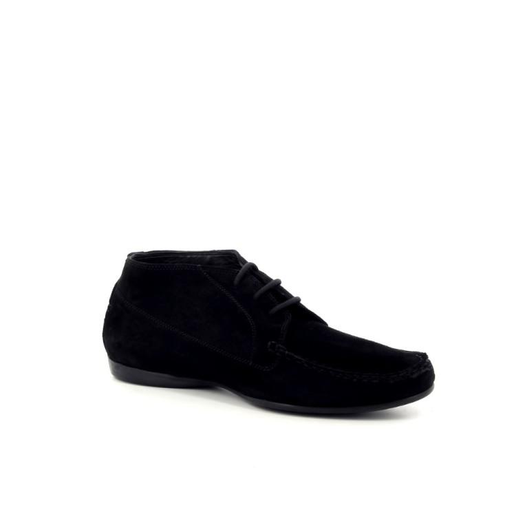 La cabala damesschoenen boots zwart 187684