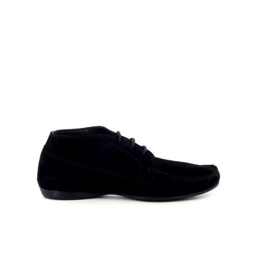 La cabala  boots zwart 187684