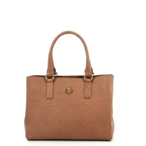 La pomme tassen handtas lichtblauw 174910