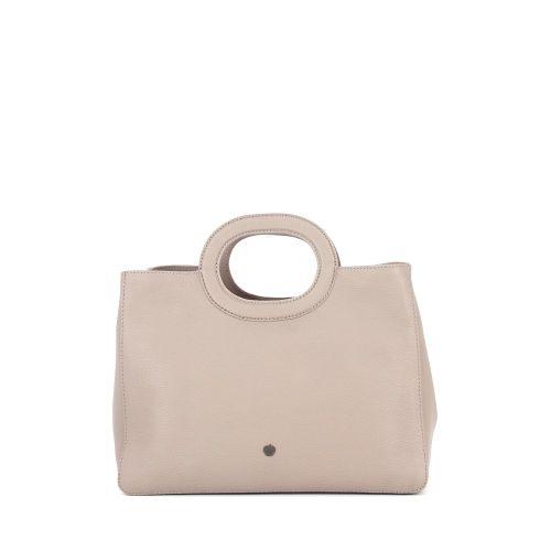 La pomme tassen handtas lichtblauw 183072