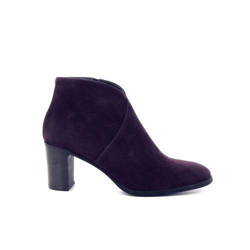 La ross damesschoenen boots aubergine 188232