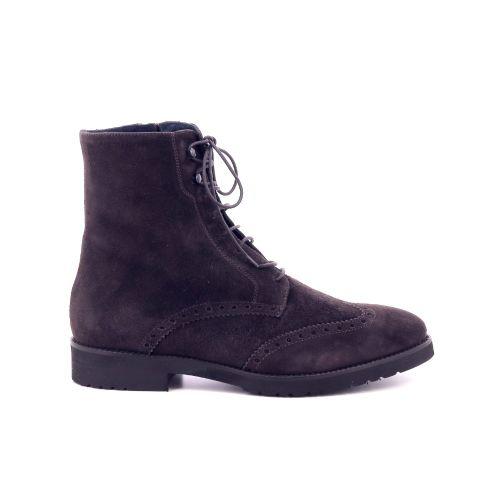 La ross damesschoenen boots d.bruin 198591