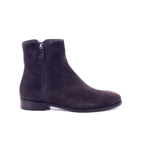 La ross damesschoenen boots d.bruin 198602