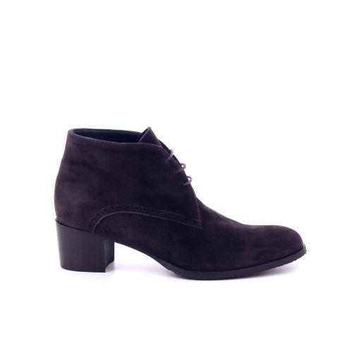 La ross damesschoenen boots d.bruin 198604