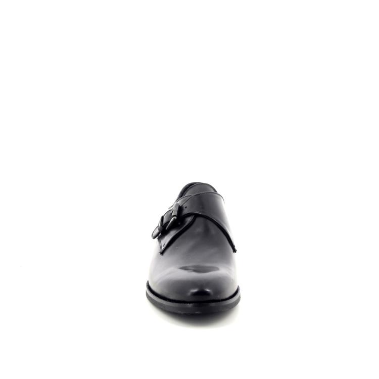 La ross damesschoenen mocassin zwart 188236