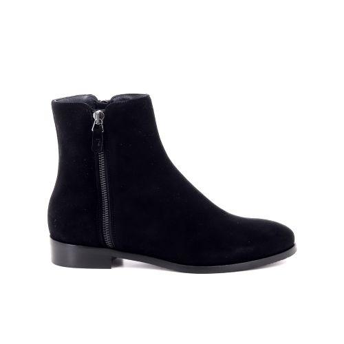 La ross  boots zwart 198601