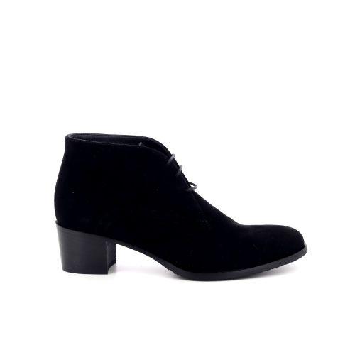 La ross  boots zwart 198603