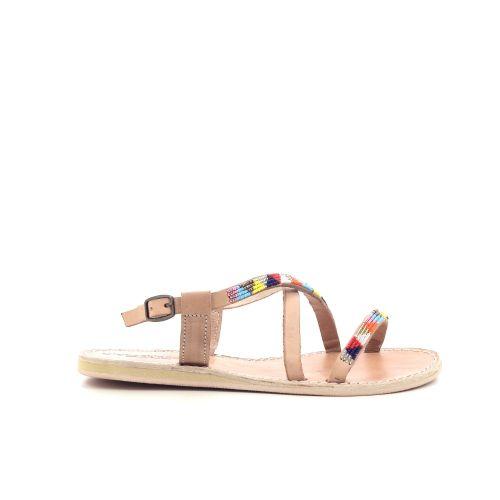 Laidbacklondon  sandaal multi 203315