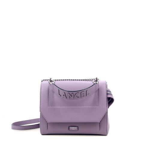 Lancel tassen handtas lila 215239