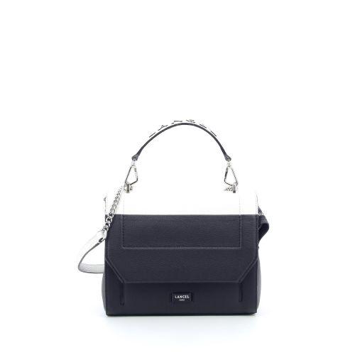 Lancel tassen handtas zwart 203099