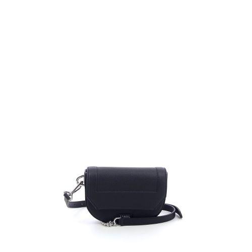Lancel tassen handtas zwart 203108