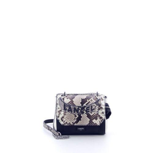 Lancel tassen handtas zwart 208067